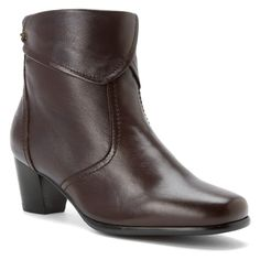 David Tate Women's Hilda Fashion Leather Ankle Boots -- Additional details at the pin image, click it  : Boots