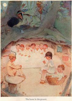 La Imaginación Dibujada: Mabel Lucie Attwell