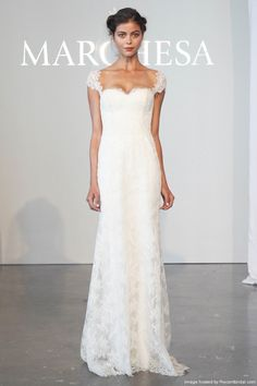 Used Marchesa B11804 Size 8 for $3500. You saved 14% Off Retail! Find the perfect preowned dress at OnceWed.com.