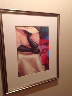 I love this print I brought it, I frame it an old Black lady selling flowers