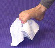 Foot Exercises  www.burlingtonorthotics.ca