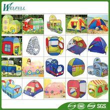 [Outdoor Sports] Newest Design Carton Kids Play Tent Folding Car Tent For Children
