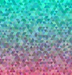 More than 1000 FREE vector designs: Abstract regular triangle mosaic tile background Free Vector Backgrounds, Neon Backgrounds, Free Vector Graphics, Geometric Designs, Geometric Shapes, Triangle Background, Triangle Design, Pattern Illustration, Pattern Wallpaper
