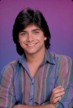 uncle jesse 15 Who didnt like Uncle Jesse? John Stamos Full House, Uncle Jesse, Exposed Video, Fuller House, He's Beautiful, Color, Women, Photos, Hair
