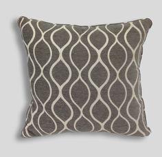 Gemma Chenille Geometric Toss Throw Pillow