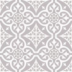 Victorian Style Grey Floor Tile - Victorian Style Grey Floor Tile, Huge Savings On Victorian Patterned Floor Tiles - Tiled Hallway, Hallway Flooring, Grey Flooring, Kitchen Flooring, Flooring Ideas, Hall Tiles, Garage Flooring, Porch Flooring, Stone Flooring