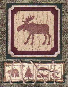 Northwoods Moose (KBK) by kardsbykim of scs
