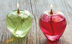 ロウソクよりも明るく美しい光 「津軽びいどろ」のオイルランプが癒し – grape [グレープ] – 心に響く動画メディア