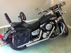 eBay: 2002 Kawasaki Vulcan 2002 KAWASAKI VULCAN 1500 CLASSIC Fi #motorcycles #biker