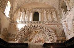 santa maria in valle - langobardski tempietto sred.8.st., Cividale