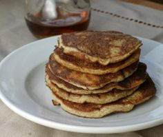 fluffy pancakes using coconut flour