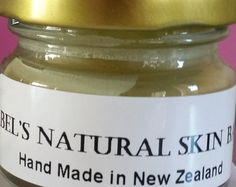 belsnutritionlchf.com Bel's Natural Skin Balm 100% Natural ingredients Hand made in New Zealand.  Head over to the website to place your order. Eczema, Psoriasis, scars, fine lines and wrinkles, dry chapped skin, dermatitis, sore muscles, skin rashes, stretch marks, cradle cap, nappy rash, used for massaging, rub on Gout areas, Sunburn, Acne, chafing.