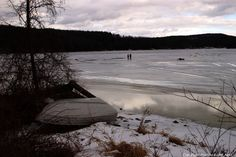 Mascoma Lake in Enfield, NH