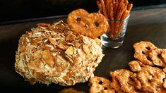 Honey-Dijon Cheeseball Recipe | Rachael Ray Show