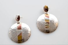 Earrings by Roberto Intorre { address: Via Bara all'Olivella, 115 in Palermo, Sicily }