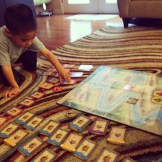 """Noah loves the Robot Turtles board game"""