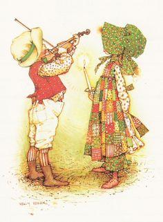 violin, Holly Hobby!!!!