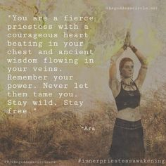 Wise Women, Strong Women, Fight For Your Dreams, Life Coach Training, Self Empowerment, Stay Wild, Powerful Women, In A Heartbeat, Awakening