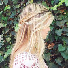 Gorgeous braid by www.ninezeroonesalon.com