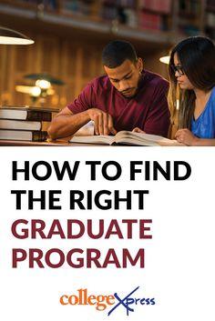 considering grad school