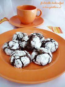 Gabriella kalandjai a konyhában :): Csokis pöfeteg - egy csupa csokis finomság :)