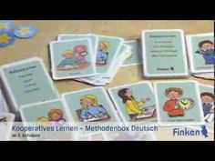 Kooperatives Lernen - Methodenbox Deutsch - YouTube