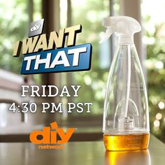 Set your DVRs! Replenish reappears on the DIY Network Friday (6/21) at 4:30PM PST!
