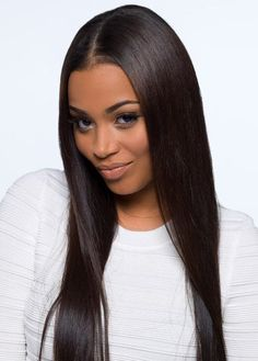 Blue Lace Front Wig, Lace Front Wigs, Lace Wigs, Urban Hairstyles, Weave Hairstyles, Straight Hairstyles, American Hairstyles, Remy Human Hair, Human Hair Extensions