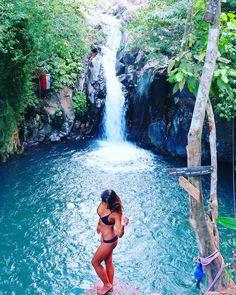 Aling-aling Waterfall, Singaraja, Bali