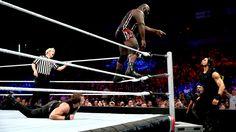 WWE Main Event 3/11/14: Dean Ambrose vs Mark Henry - United States Championship Match