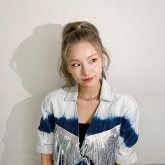 Kpop Girl Groups, Korean Girl Groups, Kpop Girls, Korean Girl Band, Girl Bands, New Girl, South Korean Girls, Rapper, Tie Dye