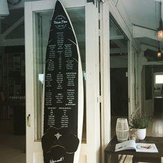 Take a Seat! Surfplank met de tafelschikking!