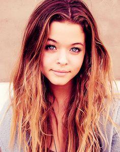 Sasha Pieterse--I want this hair color