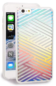 Sonix 'Criss Cross' iPhone 6 Plus Case available at #Nordstrom