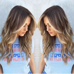 50 Ideas for Light Brown Hair with Highlights and Lowlights Bold Face-Framing and Understated Balayage Brown Blonde Hair, Light Brown Hair, Fall Blonde, Blonde Honey, Medium Blonde, White Blonde, Light Hair, Hair Day, New Hair