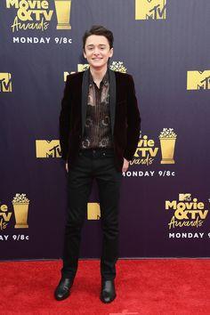 Noah Schnapp MTV movie and tv awards 2018