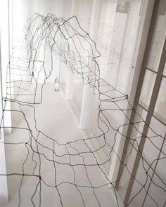 Maya Lin installation