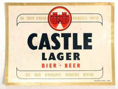 Hold the fort Lager Beer, Natural Preservatives, Old Signs, Brewery, South Africa, Alcoholic Drinks, Castle, Beer Labels, Coasters