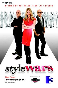 """Style Wars"" for TV3 Ireland"