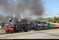 RailPictures.Net Photo: Ab 663 Mainline Steam Heritage Trust Steam 4-6-2 at Wanganui, New Zealand by John Russell