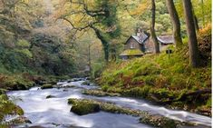 Watersmeet in Devon