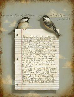 life of a bird essay