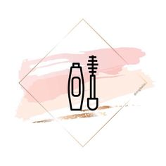 Instagram Symbols, Instagram Logo, Instagram Story, Autumn Instagram, Pink Background Images, Nail Salon Design, Eyelash Logo, Makeup Artist Logo, Black Art Painting