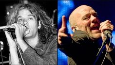Michael Stipe. Before & After