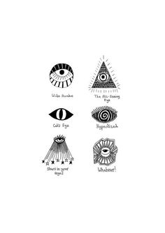 Image result for evil eye protection tattoo
