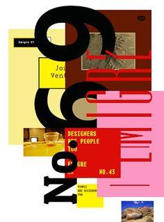 Emigre Typography | graphic Designing Mind: Inspiration: Emigre magazine