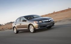 The new 2013 Acura ILX. Acura's new big (small) thing