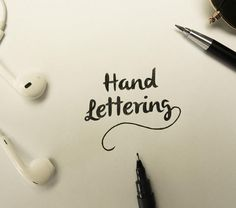 Hand lettering while listening to music is my therapy. We all need our own way to deal with... Thing... This is mine #handlettering #handmadefont #handmadeletters #handmade #calligraphy #calligraphymasters #lettering #fontdesign #type #typography #typographyinspired #typo