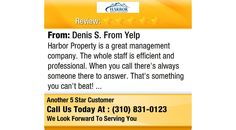 Harbor Property is a great management company. The whole staff is efficient and...