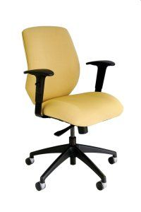 Chiroform Ultra 96040 Mid Back Task chair provides ergonomic comfort and durability to task intensive environments